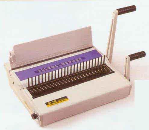 Punch Binding Machine 24
