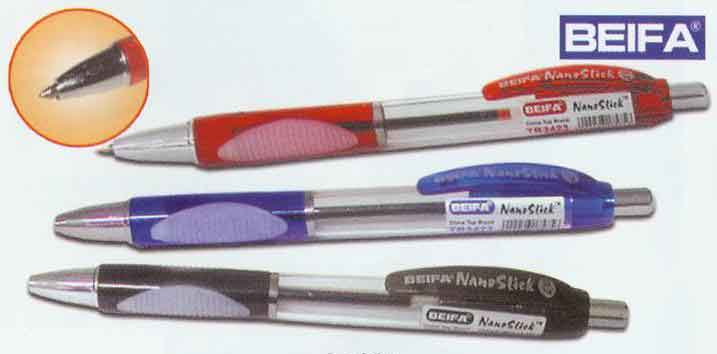 BEIFA Retractable Ball Gel Pen