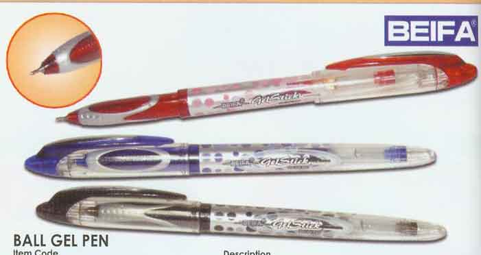 BEIFA Ball Gel Pen